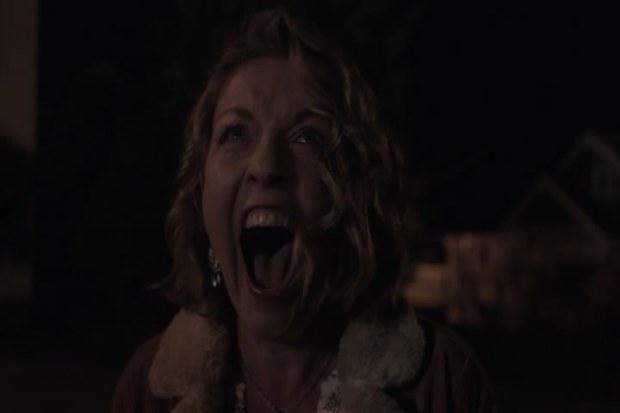 Le cri de Laura Palmer - capture d'écran