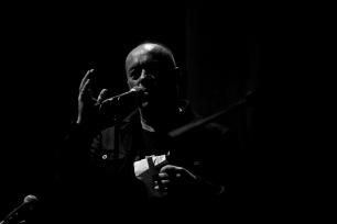 Emmanuel Tellier au 104 © Matthieu Dufour